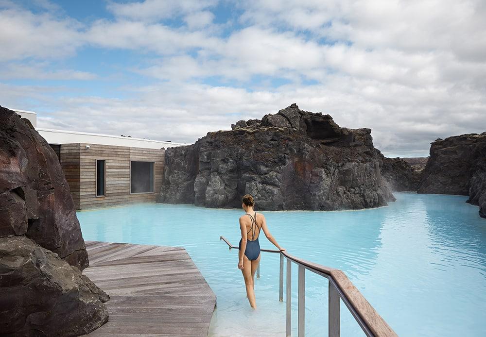 Blue lagoon retreat Atlantik DMC PCO Incentive Cruise Events Conferences Iceland 2