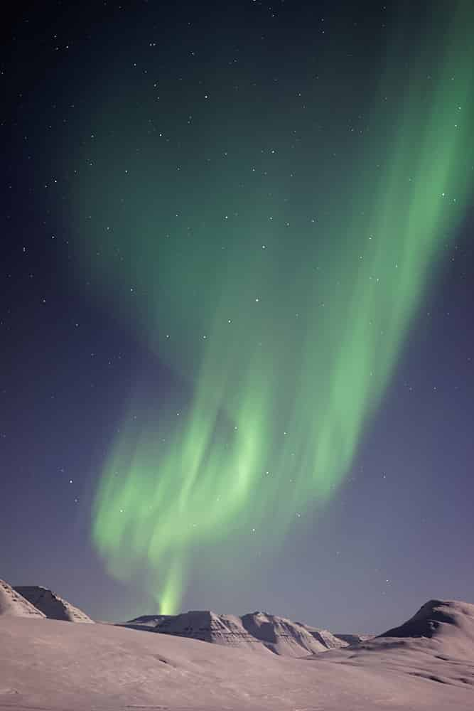 Northern lights aurora Atlantik DMC PCO Incentive Cruise Events Conferences Iceland