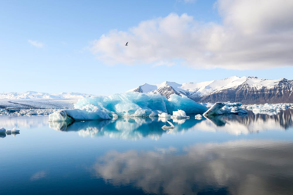 glacier lagoon Atlantik DMC PCO Incentive Cruise Events Conferences Iceland