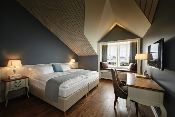 Hotel siglo room Atlantik Iceland Bespoke luxury travel FIT DMC PCO