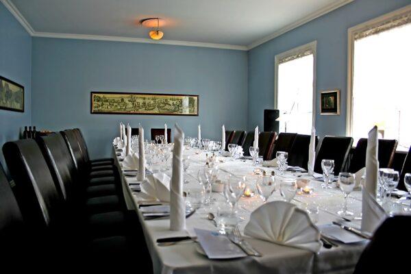 Restaurant reykjavik Atlantik Conference Iceland PCO Events Exhibitions