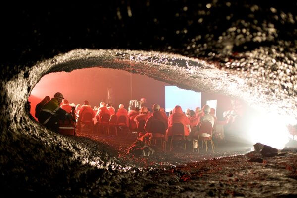 cave meeting Atlantik Conference Iceland PCO Events Exhibitions