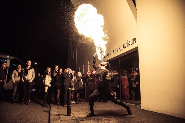 firebreather Atlantik Conference Iceland PCO Events Exhibitions