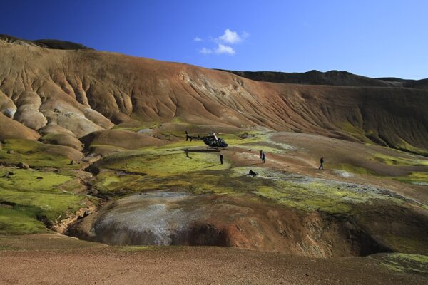 helicopter Atlantik Iceland Bespoke luxury travel FIT DMC PCO
