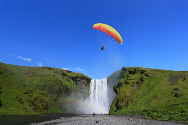 skogarfoss Atlantik Iceland Bespoke luxury travel FIT DMC PCO