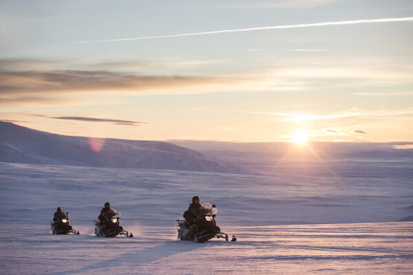 snowmobile Atlantik Iceland Bespoke luxury travel FIT DMC PCO